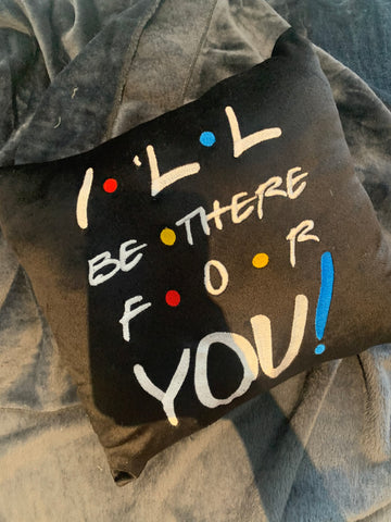 Almohada I´ll be there for you