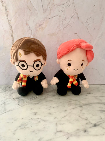 Peluche Harry Potter /Ron Kawaii