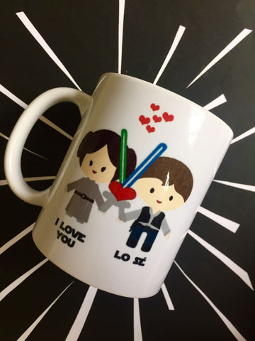 Tacita Amor Star Wars