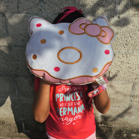 Almohadita Hello Kitty