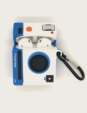 Airpod Case Camara Polaroid