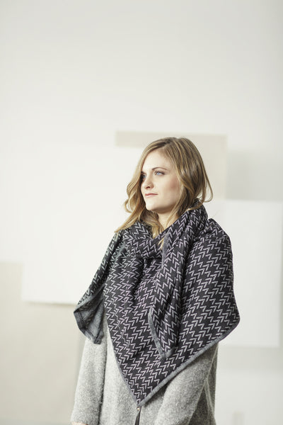 The Jacquard Scarf
