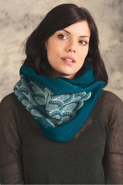 The Geometric Scarf