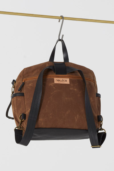 The Diaper Bag - Cognac