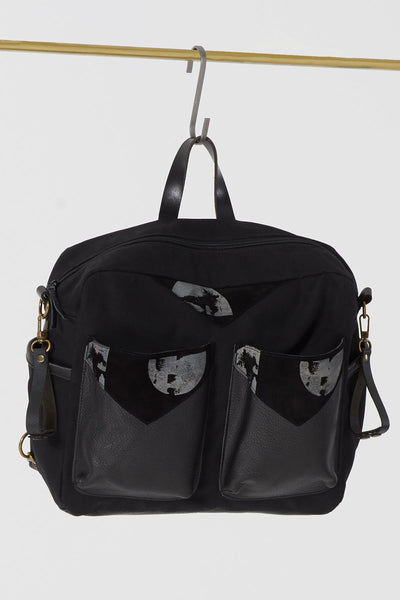 The Diaper Bag - Black