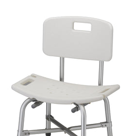 Bariatric Bath Bench with Back by Nova Medical
