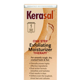 Kerasal® Exfoliating Moisturizing Foot Ointment