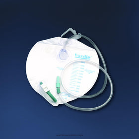 Bardia® Closed System Drain Bag