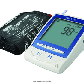 FORA D20 2-in-1 Blood Glucose and Blood Pressure Monitor