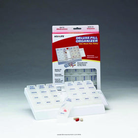 ACU-LIFE® Deluxe Pill Organizer
