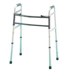 Invacare® Bariatric Dual-Release Folding Walker