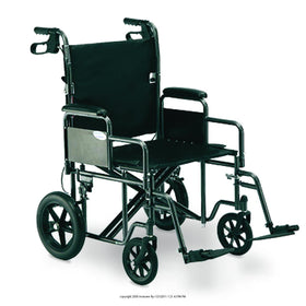 Invacare® Bariatric Transport Wheelchair