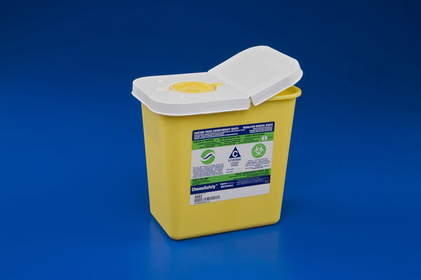 Covidien SharpSafety Chemotherapy Sharps Containers