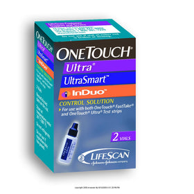 OneTouch®  Ultra Control Solution