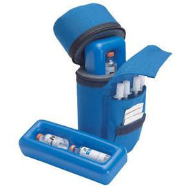 Blue Insulin Protector® Case by Medicool®