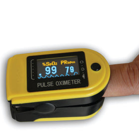 Pulse Oximeter for Finger Tip by Nova Medical