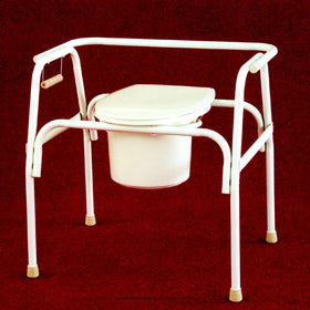 Bariatric Heavy-Duty Extra Large Commode
