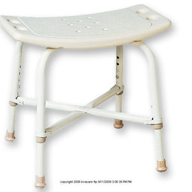 Bath Bench Heavy Duty Adjustable Without Back