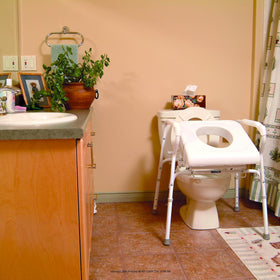Carex® Uplift Commode Assist