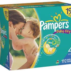 Pampers® Baby Dry Diapers by Procter and Gamble