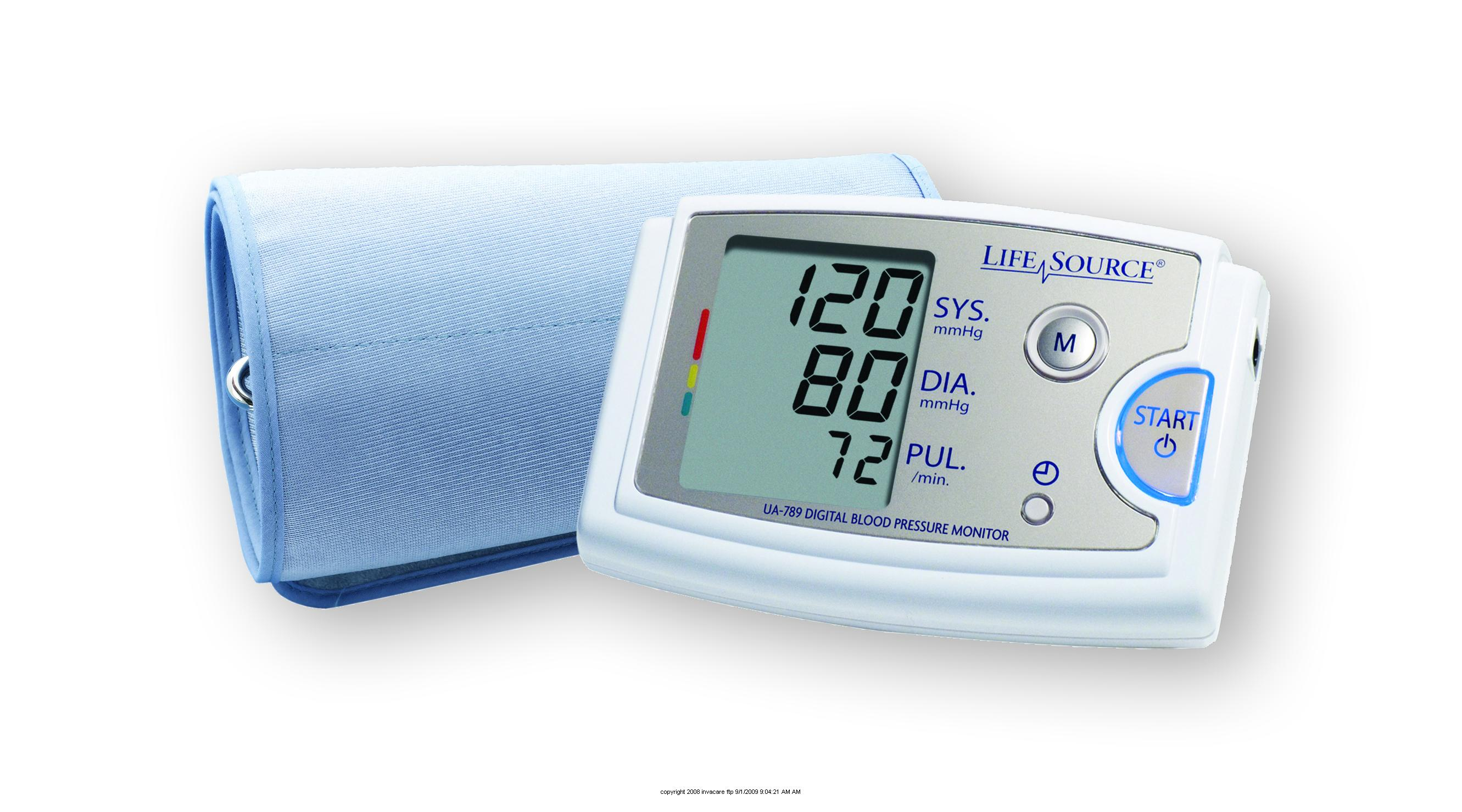Life Source® Bariatric Blood Pressure Monitor