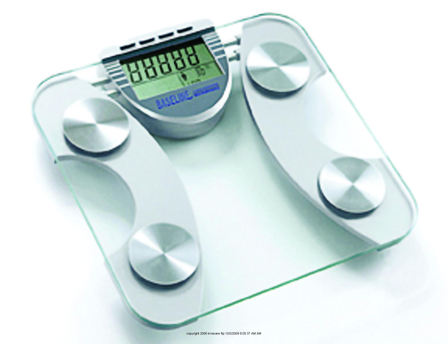 Baseline BMI Body Fat Scale by Fabrication Enterprises