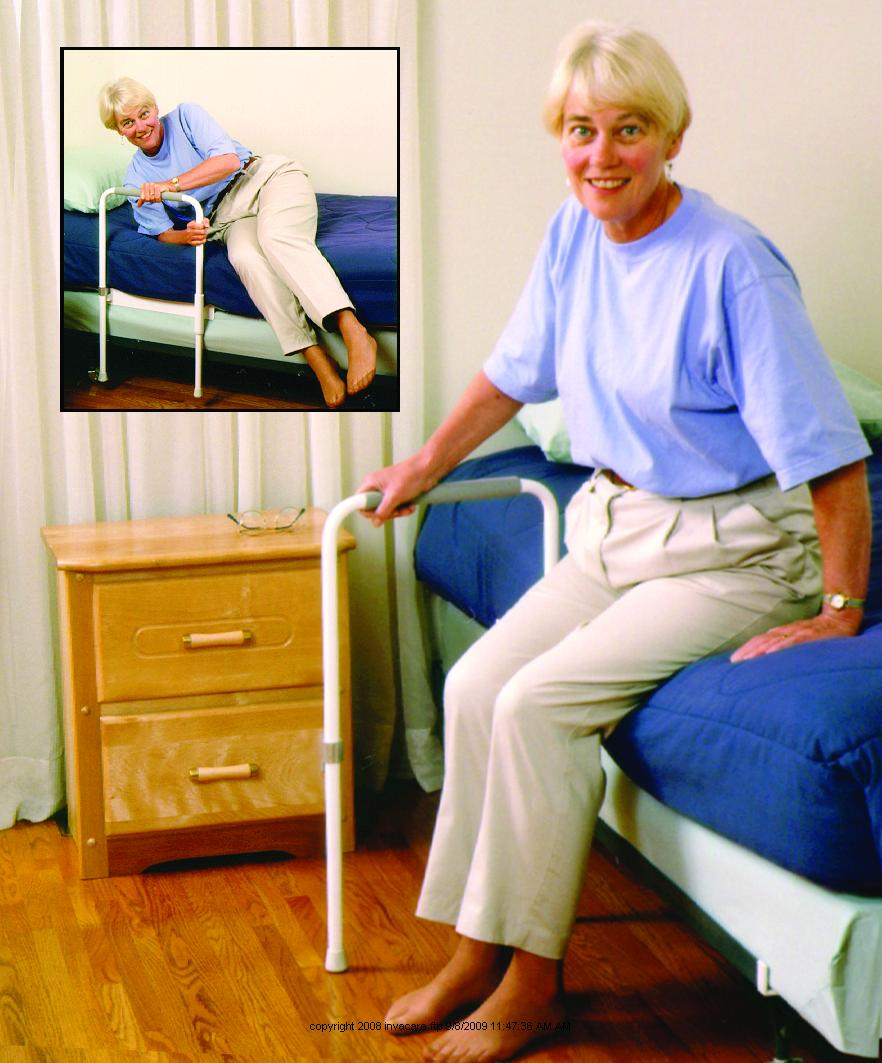 Healthcraft™ Smart-Rail™ for Box Spring and Mattress Beds