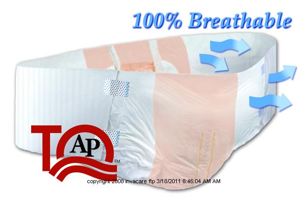 Tranquility AIR-Plus™ Bariatric Brief