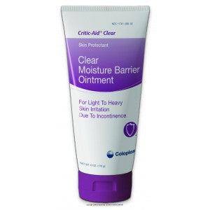 Coloplast Critic-Aid® Clear Moisture Barrier Ointment