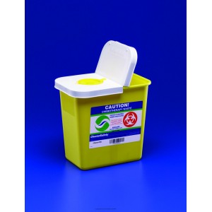 Covidien SharpSafety™ Chemotherapy Sharps Containers