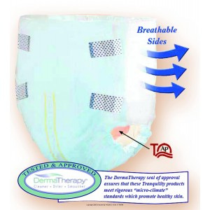 SmartCore Disposable Briefs for Bedridden Patients