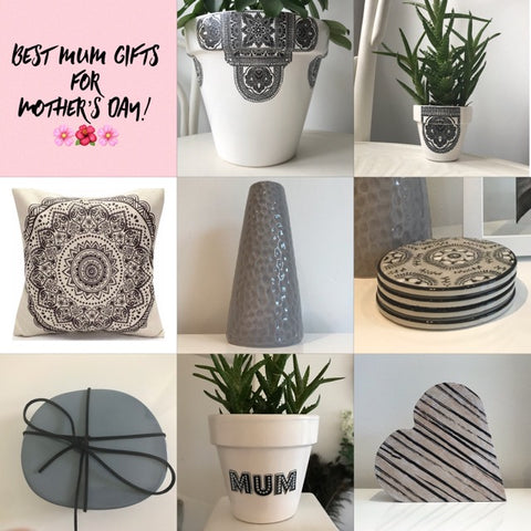 Mother's Day grey gifts