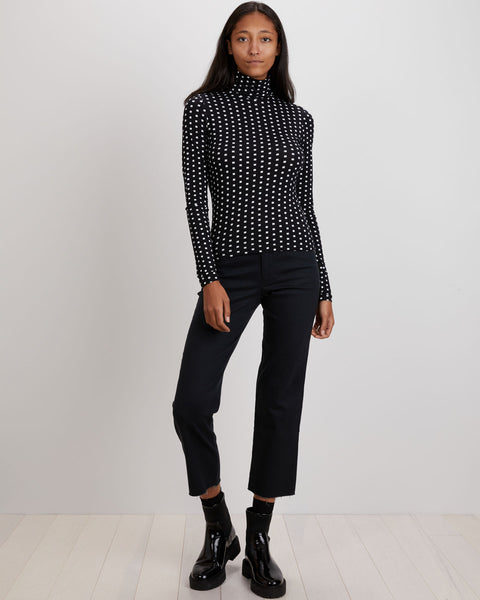 Turtleneck | Black Cubes