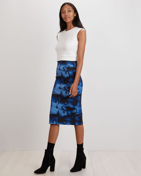 Olivia Skirt | Indigo Ink