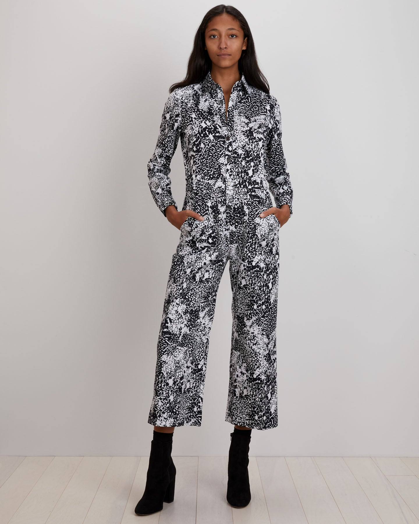 Alex Jumpsuit | Mono Complication