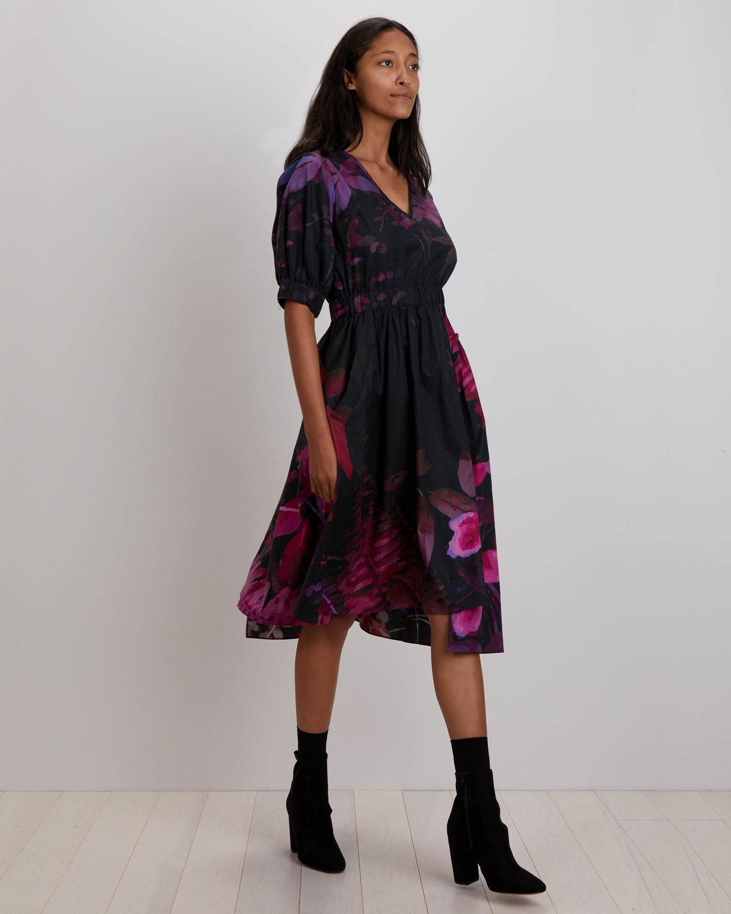 Sophie Dress | Pink Haze