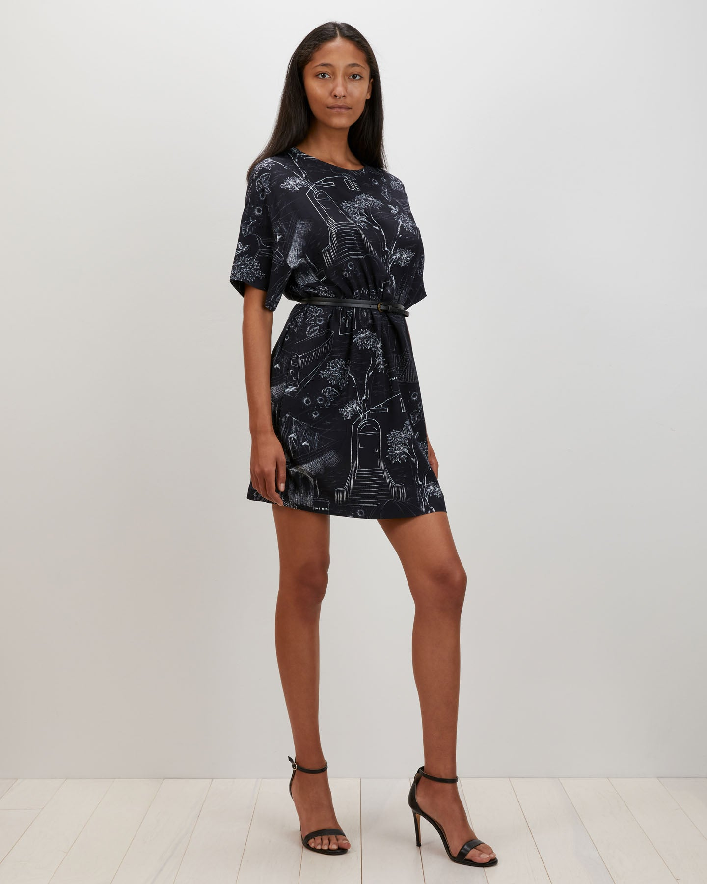 Maya Dress | City Toile