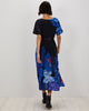 Sloane Dress | Indigo Iris
