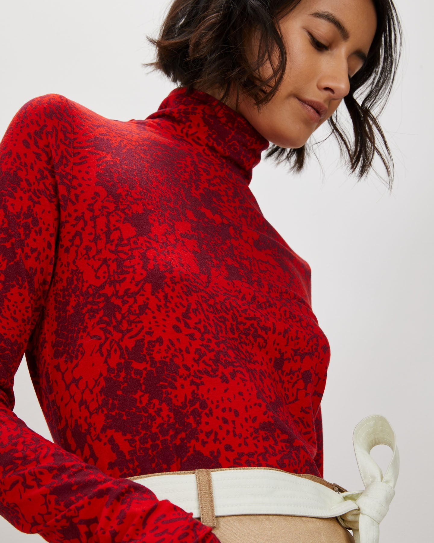 Turtleneck | Cerise Complication
