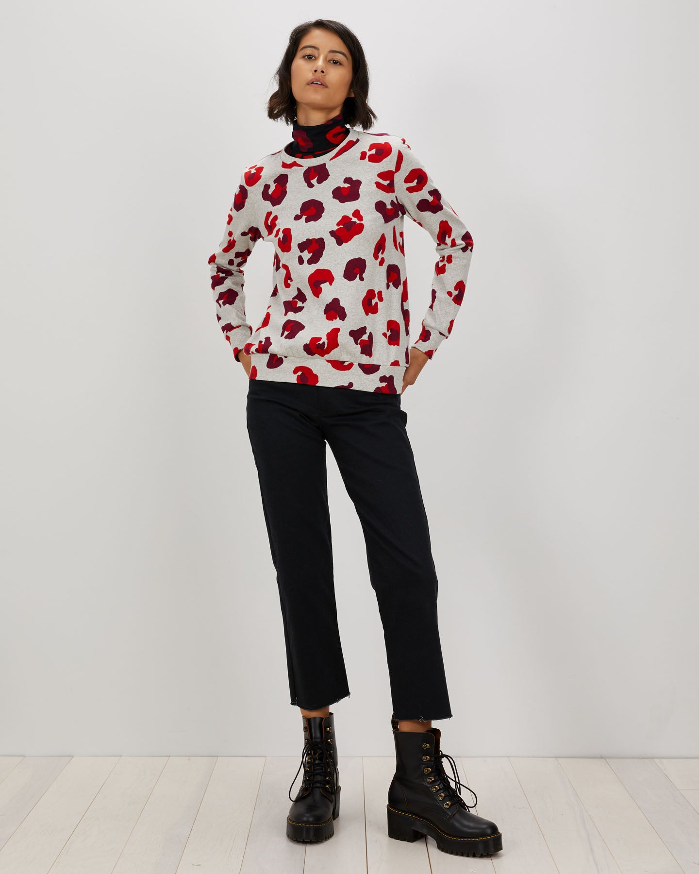 Rumi Sweatshirt | Love Spot