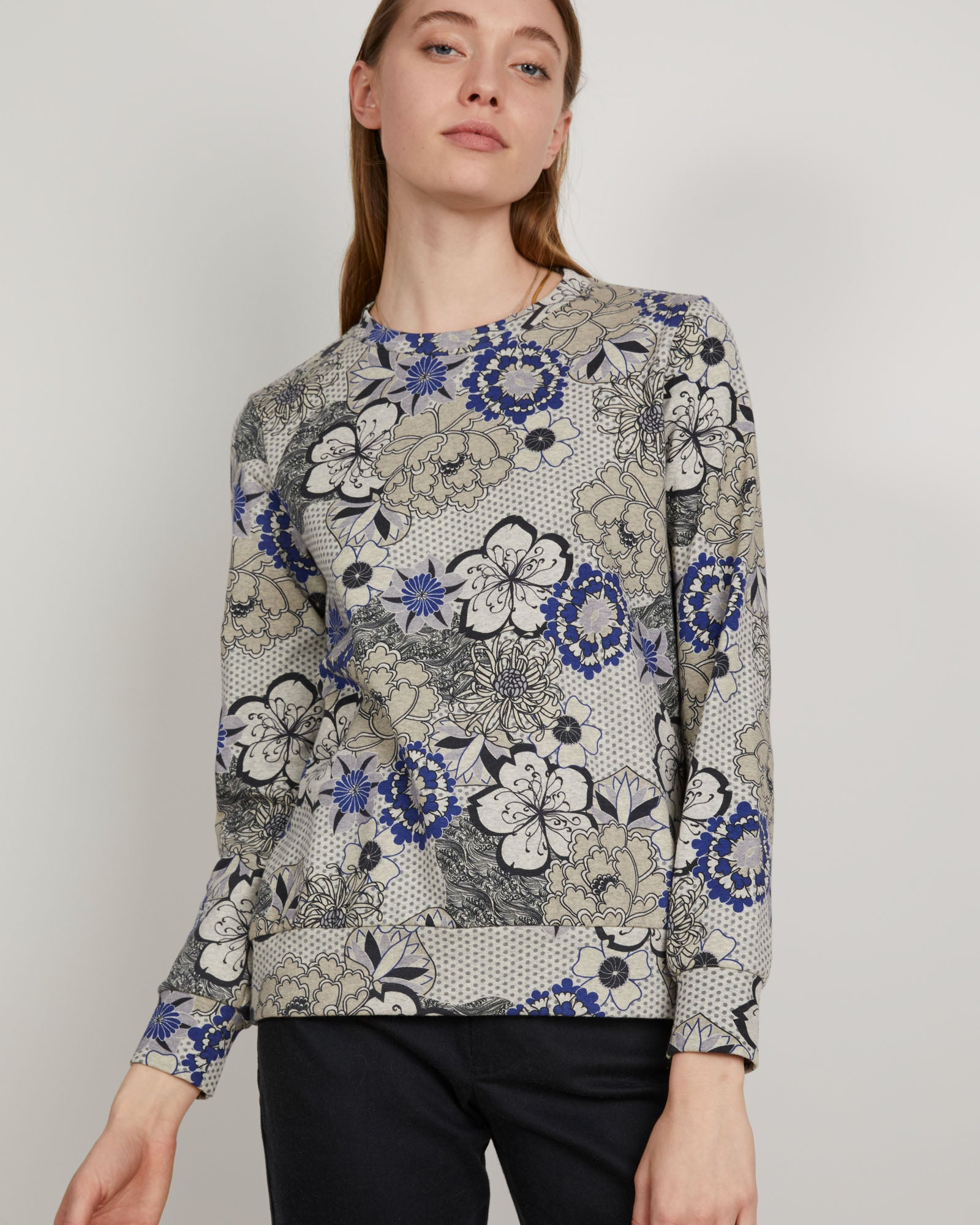 Rumi Sweatshirt | Pop Floral