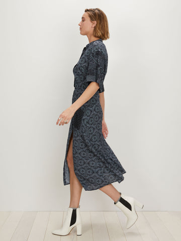 Cobie Shirtdress | Batik Tiles