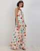 Paloma Maxi | Light Wild Tropics