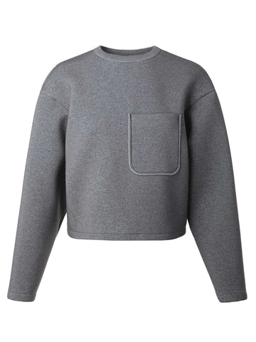 Jojo Sweatshirt | Heathered Grey