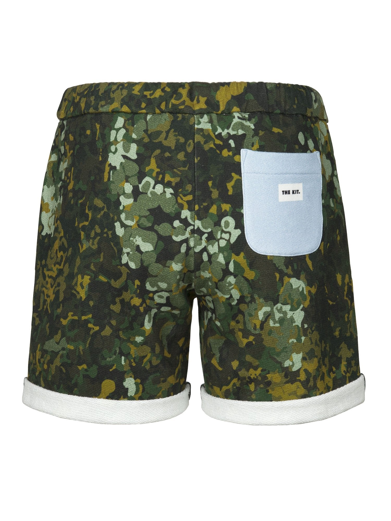 Sweat Short | Viridian