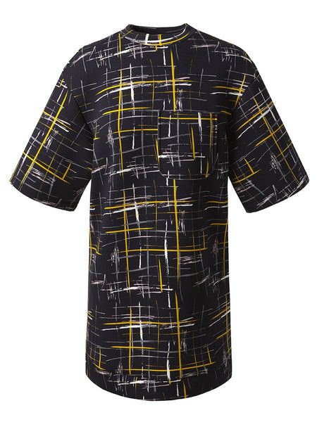 Jojo Tunic | Scratch Plaid