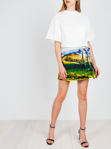 Wrap Kilt Skirt | Mountain Postcard