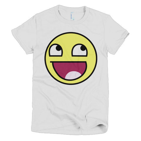 Smily Face women's t-shirt