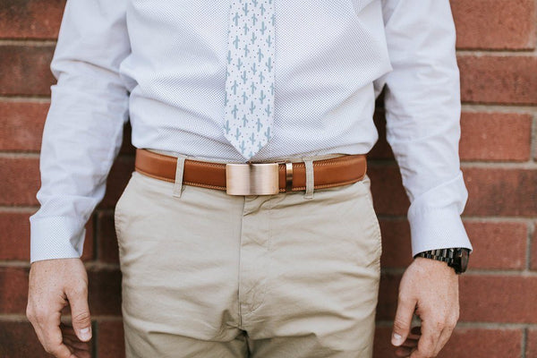 Why You Should Choose a Ratchet Belt