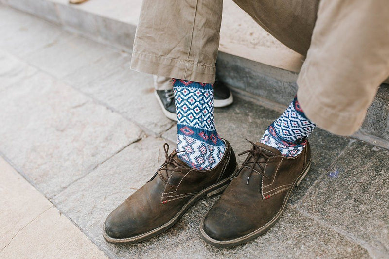 Nomad Sock - Tough Tie